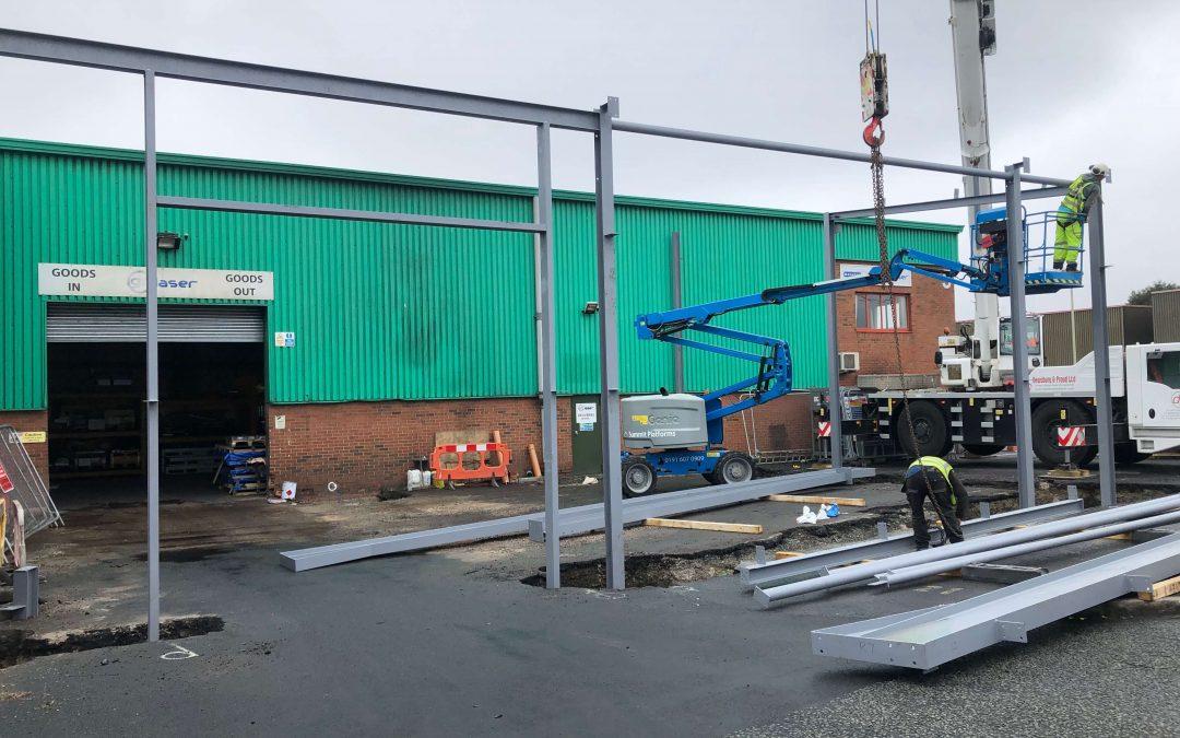Gf laser New InHouse Welding Service